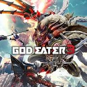 Carátula de God Eater 3 - Nintendo Switch