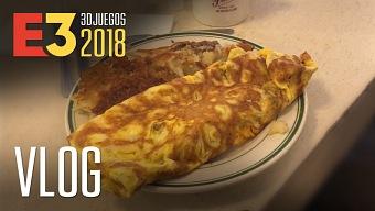 E3 2018 VLOG 1 - ¡El tortillón!