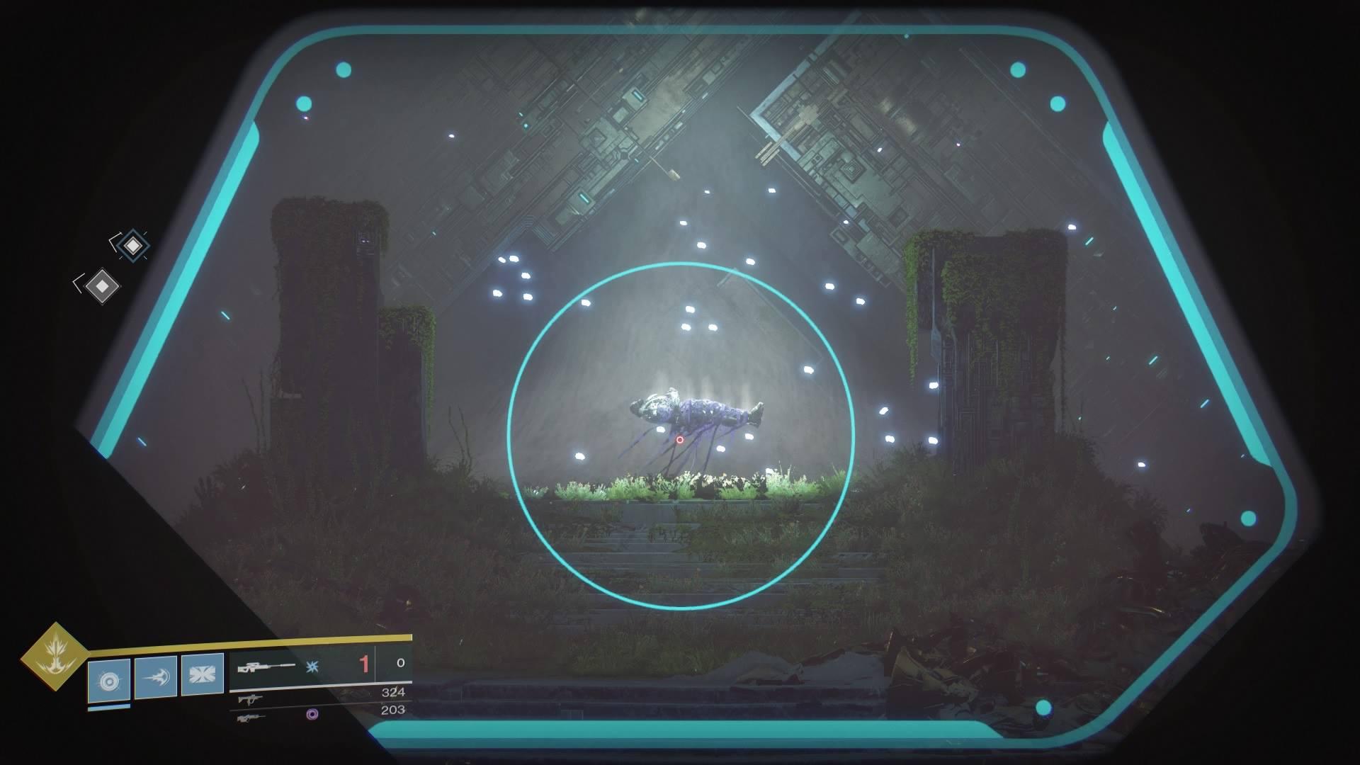 Destiny 2: Encuentra el cuerpo de San-14 en La maldición de Osiris