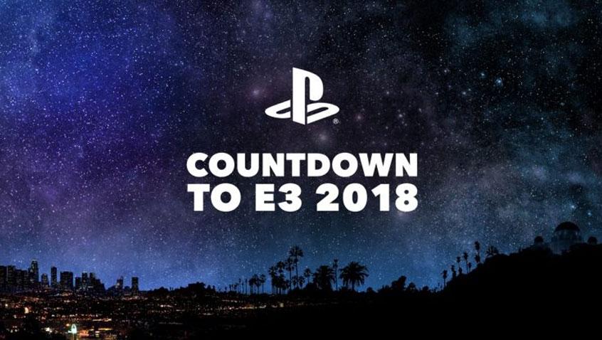 Sony anunciará tres juegos nuevos antes de E3 2018