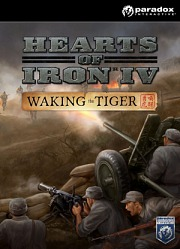 Carátula de Hearts of Iron IV: Waking the Tiger - Linux