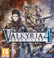 Carátula de Valkyria Chronicles 4 - PC