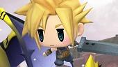 Square Enix anuncia World of Final Fantasy: Meli-Melo para smartphones
