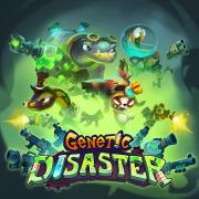 Carátula de Genetic Disaster - PS4