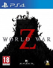 Carátula de World War Z - PS4