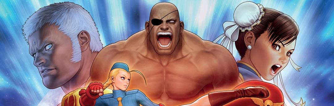 Análisis Street Fighter 30th Anniversary