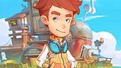 My Time at Portia, el nuevo RPG sobre granjas, es lo nuevo de Team17