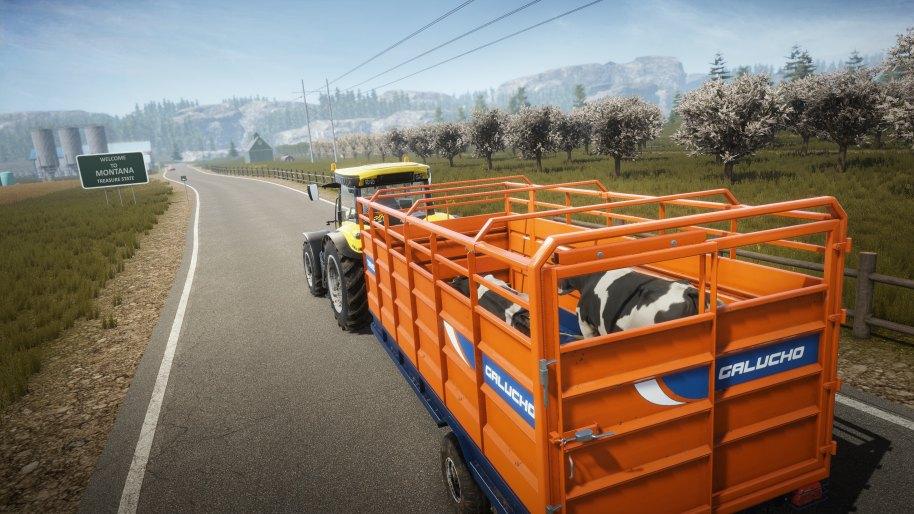 Pure Farming 2018 análisis
