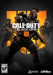 Carátula de CoD: Black Ops 4 - PC