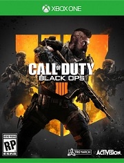 Carátula de Call of Duty: Black Ops 4 - Xbox One
