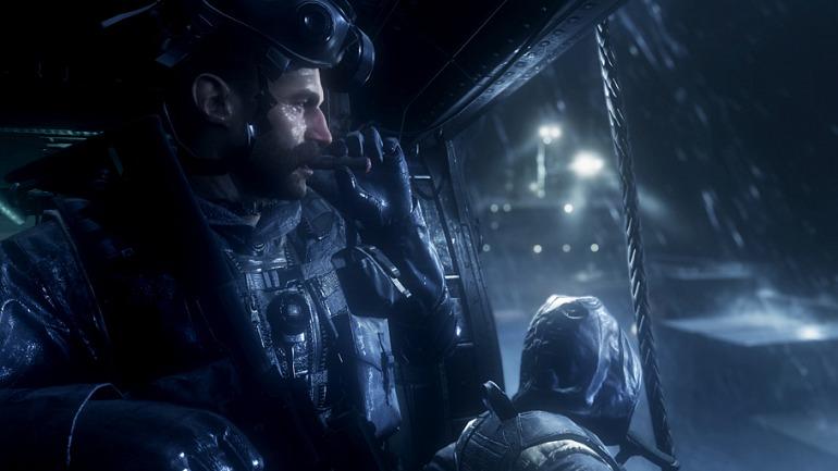 CoD: Modern Warfare - Remastered