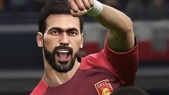 La Superliga China, ya en PES 2019