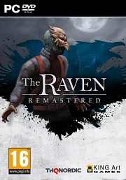 Carátula de The Raven Remastered - PC