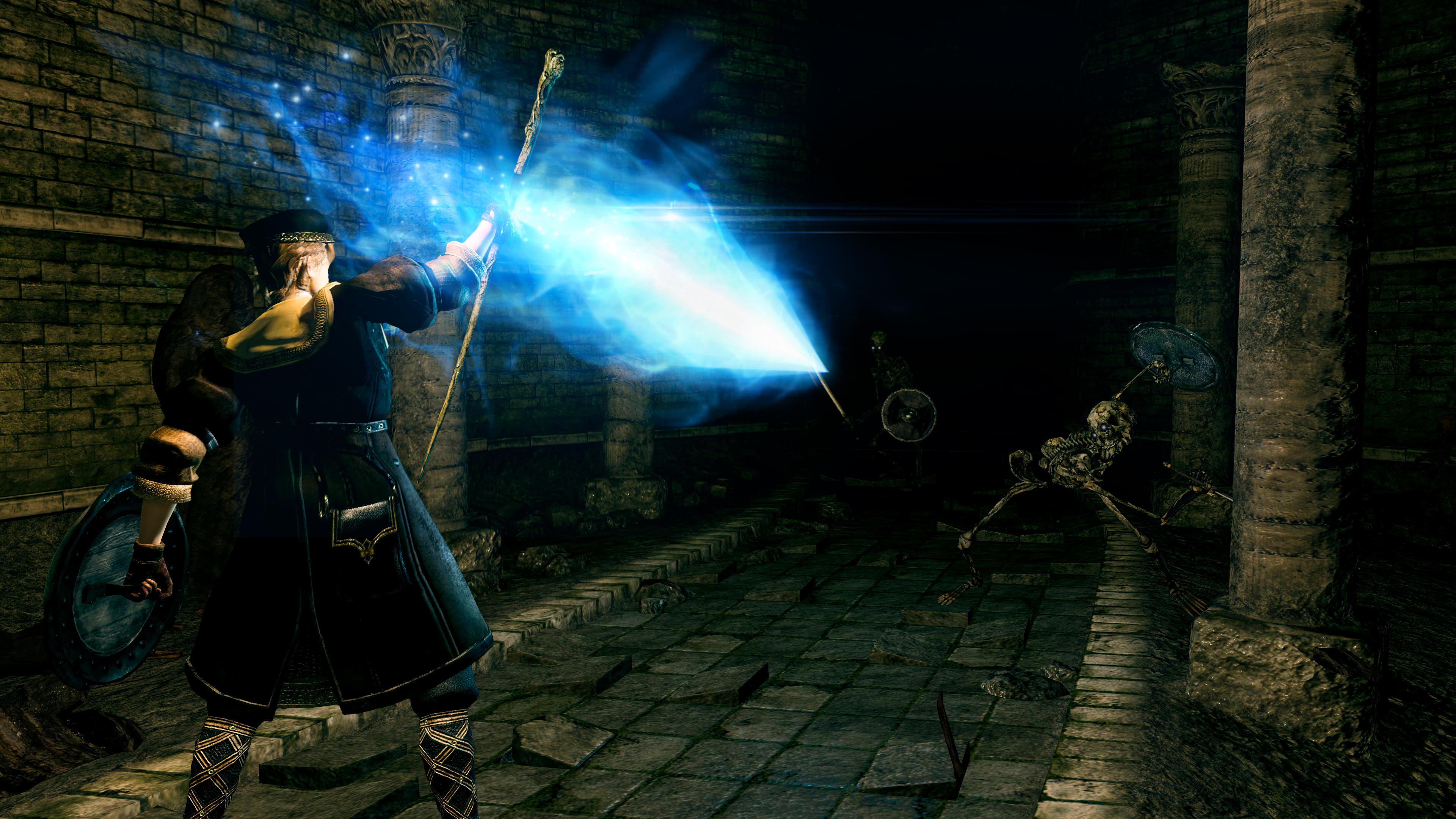 Good Magic Build Dark Souls