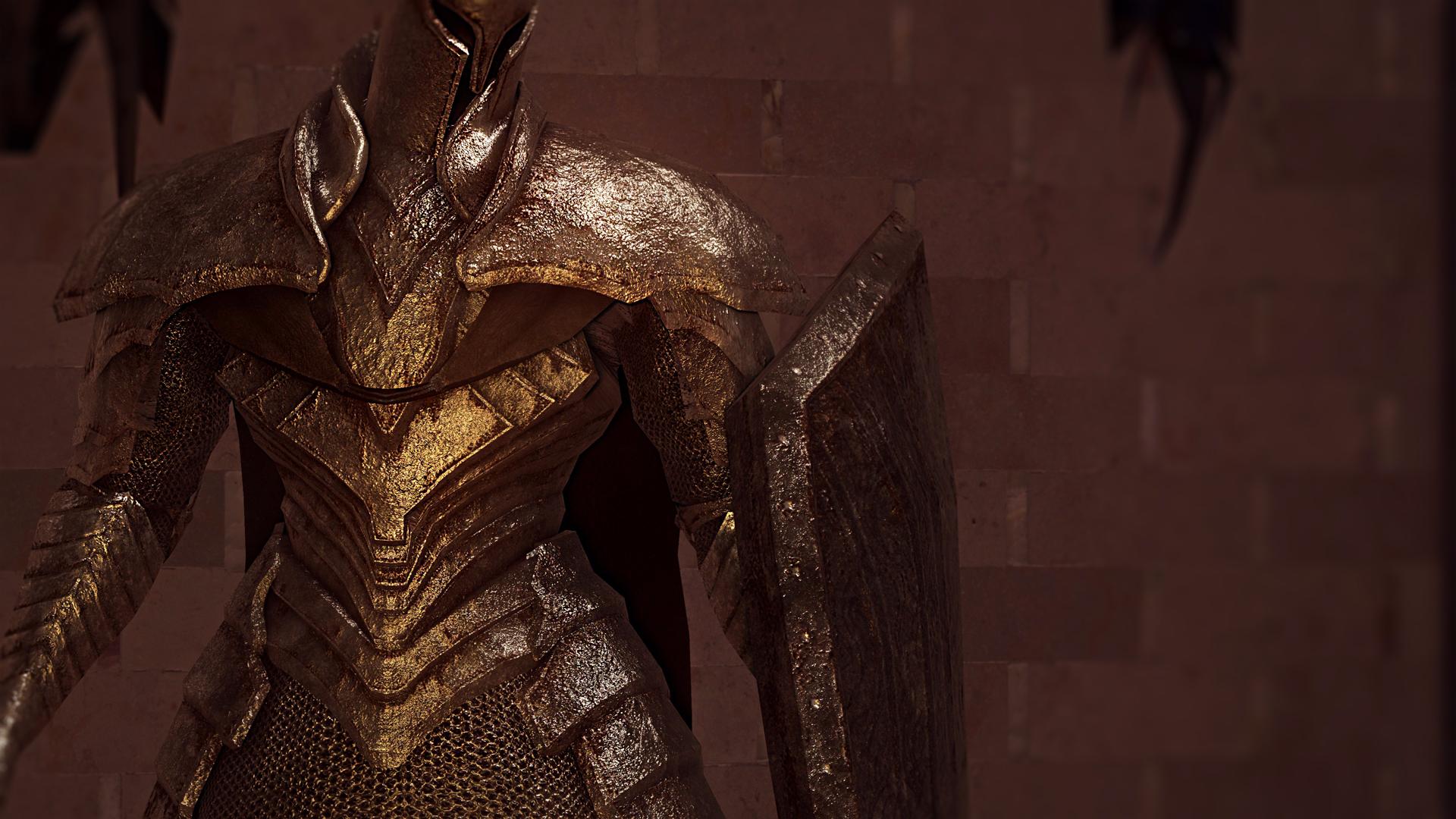 Un mod mejora notablemente las texturas de Dark Souls Remastered