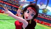 Pauline, Destello y Bum Bum llega a Mario Tennis Aces