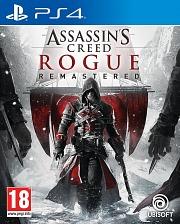 Carátula de Assassin's Creed: Rogue - PS4