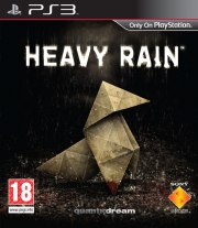 Carátula de Heavy Rain - PS3