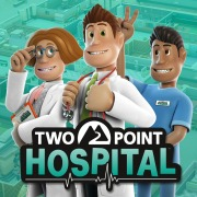 Carátula de Two Point Hospital - Nintendo Switch