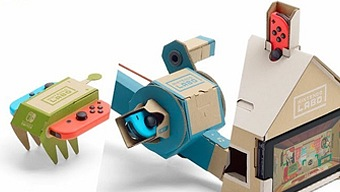 Video Nintendo Labo, Nintendo Labo: Toy-Con 01: Kit Variado