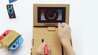 Nuevas formas de jugar con Taller Toy-Con de Nintendo Labo