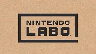 ¡Nintendo Labo ya está aquí! Spot de lanzamiento