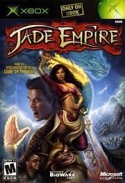 Carátula de Jade Empire - XBOX