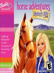 Barbie Horse Adventure: Mystery Ride