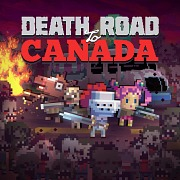 Carátula de Death Road to Canada - PS4