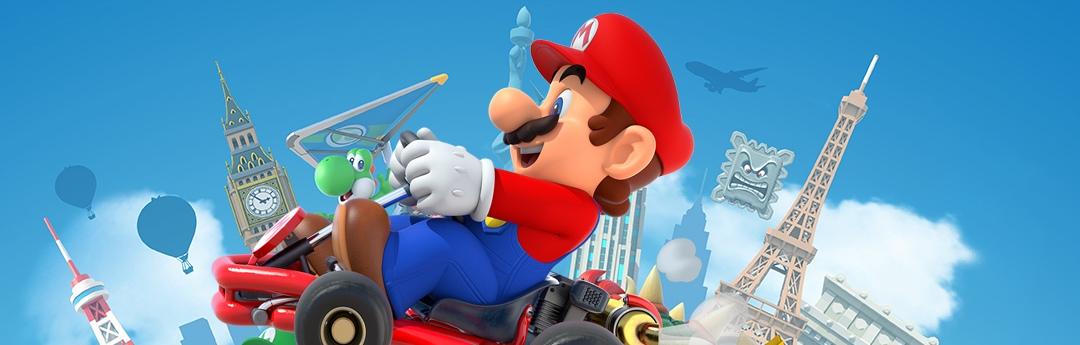 Análisis Mario Kart Tour