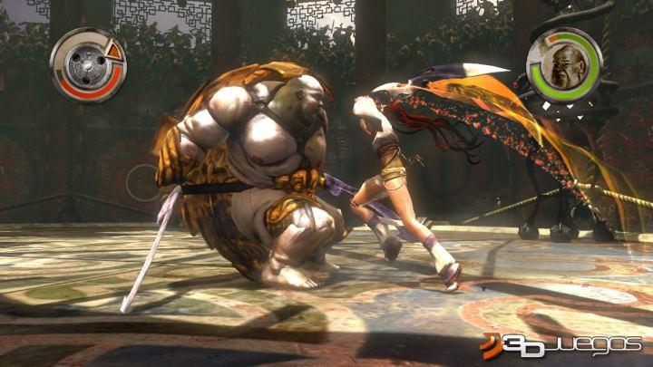 Heavenly Sword Avance 3djuegos Ps3
