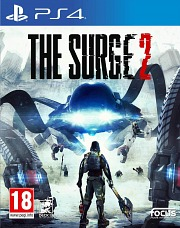 Carátula de The Surge 2 - PS4
