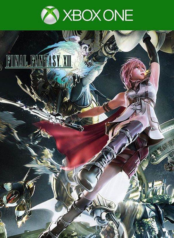 ¿Final Fantasy XIII rumbo a Xbox One? Aparece la carátula en Xbox Live