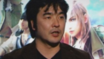 Final Fantasy XIII: Video entrevista