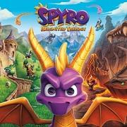 Carátula de Spyro: Reignited Trilogy - Nintendo Switch
