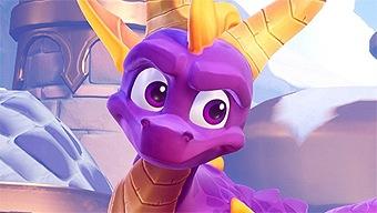 Spyro Reignited Trilogy se luce en una demo de los tres juegos