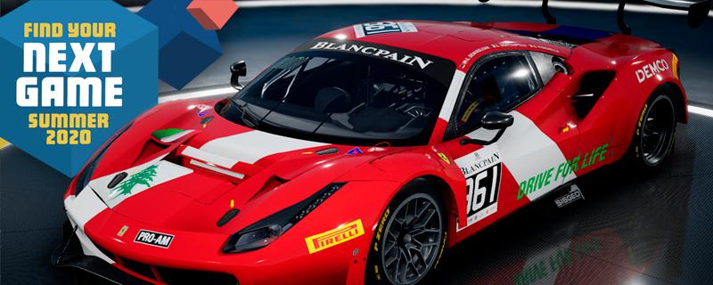 Assetto Corsa Competizione lleva su competición a consolas