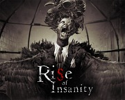Carátula de Rise of Insanity - PS4