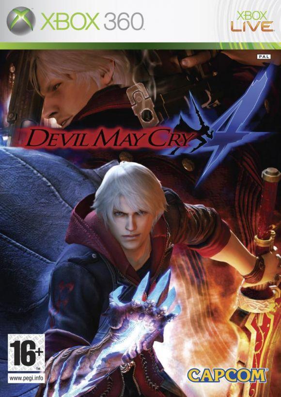 Ver ficha completa de Devil May Cry 4
