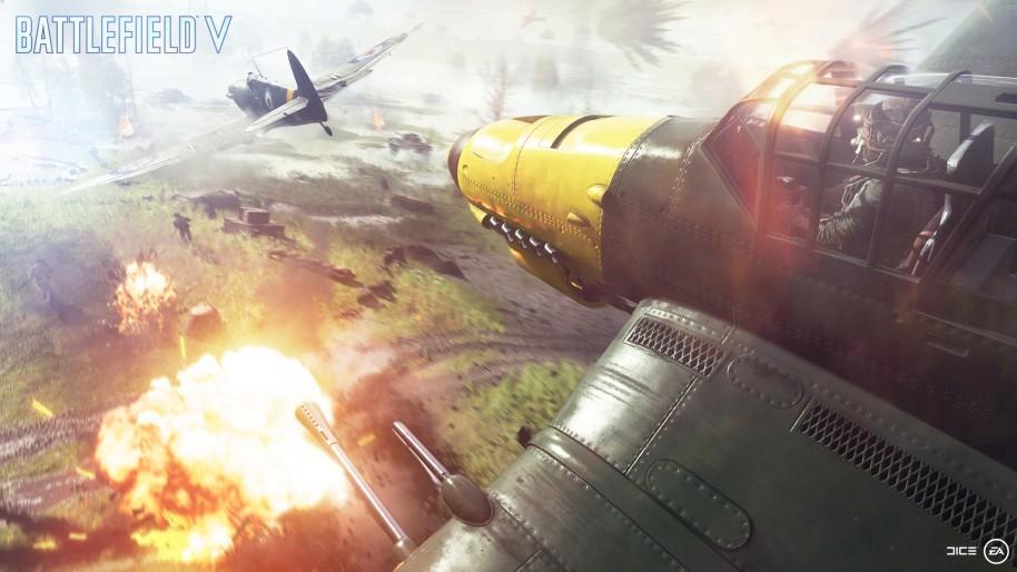 Battlefield V: Las 12 estrategias de Battlefield V para ganar la Guerra Total