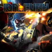 Carátula de Ion Fury - Nintendo Switch