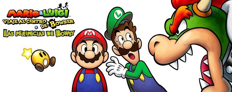 Mario & Luigi vuelven a 3DS en una de sus mejores aventuras