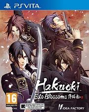 Carátula de Hakuoki: Edo Blossoms - Vita