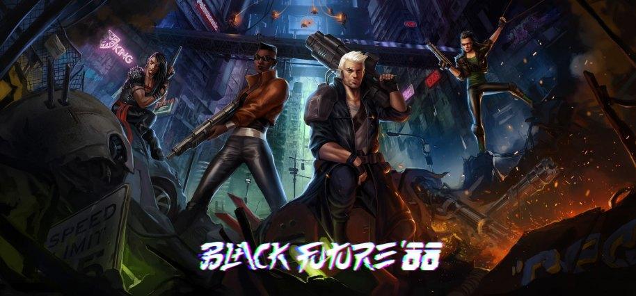 Black Future '88 PC