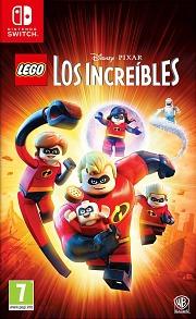 Carátula de LEGO Los Increíbles - Nintendo Switch