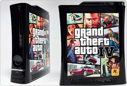 Microsoft Y Rockstar Presentan La Xbox 360 Elite Gta Iv Edition