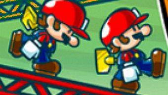 Nuevos niveles Mario vs. Donkey Kong 2, mediante la conexión Wi-Fi de Nintendo.