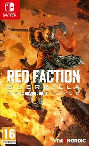 Carátula de Red Faction: Re-Mars-tered - Nintendo Switch