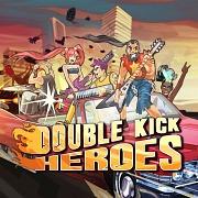 Carátula de Double Kick Heroes - PC