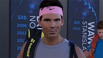 AO International Tennis se lanzará en PS4 y Xbox One en mayo